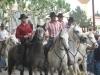 Gardians te paard, o.a. Renaud Vinuesa