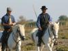 Gardians te paard